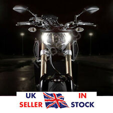 Yamaha FZ8 MT-07 MT-09 Fazer Xenon White LED Sidelight Bulbs Upgrade