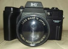 VINTAGE B&G HELIOFLEX 3000F 50MM CAMERA AS IS VG CONDITION