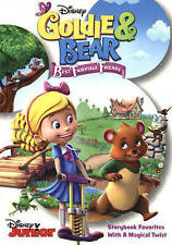 Goldie and Bear: Best Fairytale Friends (DVD, 2016)