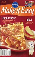 Pillsbury MAKE IT EASY Recipes Small Cookbook #7.3 2005 Special Edition