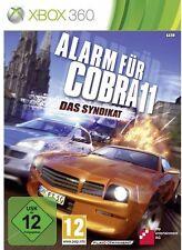 Microsoft XBOX 360 Spiel RTL Alarm für Cobra 11 Syndikat Crash Time 4 Syndicate
