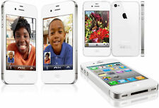 Apple  iPhone 4s - 32 GB - White - Facotry Unlocked Smartphone (Imported).