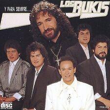 Y Para Siempre ... by Los Bukis (CD, Jan-2003, Fonovisa)