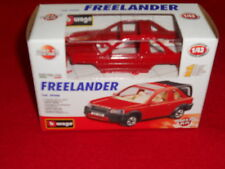 1/43 FREELANDER COD 49506 METAL KIT ROSSA RED  BURAGO  NUOVA SCATOLA NEW IN BOX