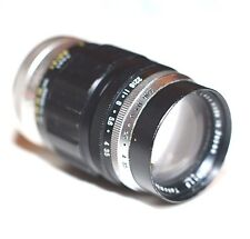 Asahi Pentax Takumar 135mm f/3.5 Lens, for Pentax, M42 Screw Mount, 1312
