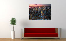 NYC NEW YORK CITY NEW GIANT LARGE ART PRINT POSTER PICTURE WALL