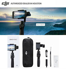DJI Osmo Mobile # OM150 3-Axis Handheld Gimbal Stabilizer For Smartphones