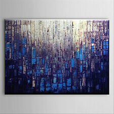 NEW-Modern Hand-painted Wall Art Canvas Abstract OIL PAINTING Wall Decor Home