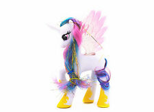 My Little Pony Friendship Princess Celestia Toy Figure Doll New In Box White