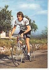 CYCLISME carte cycliste JEAN PIEERE DANGUILLAUME équipe PEUGEOT- ESSO 1976