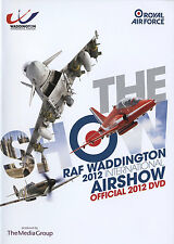 RAF Waddington International Airshow 2012 - Official DVD Aircraft Aviation