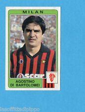 PANINI CALCIATORI 1984/85 -FIGURINA n.177- DI BARTOLOMEI - MILAN -Recuperata