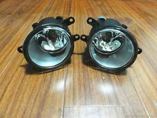 1Pair Replacement Fog Lights Driving Lamps For Toyota Camry 2007-2014