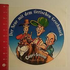 Aufkleber/Sticker: Capri Sonne Safari Früchte nur neue mit dem (020816154)