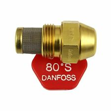 Danfoss 1.25 80°S Oil Fired Boiler Burner Nozzle 030F8924 - Quick Free Delivery!