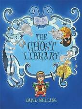 The Ghost Library, David Melling, New Book