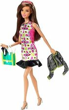Barbie Style Fashionistas Glam Night Doll - Teresa - CLL35 - New