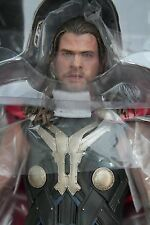 THOR Asgardian Light Armor 1/6 scale Figure Hot Toys Sideshow EXCLUSIVE Marvel