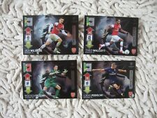 CHAMPIONS LEAGUE 2012-2013 PANINI ADRENALYN  LIMITED SET  ARSENAL