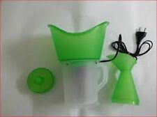 Electrical Face Steamer And Massager  Cough Cold Vaporise Water Warm Hot