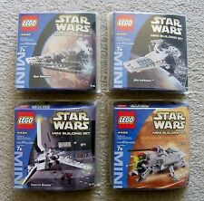 LEGO Star Wars - Rare - 4 Sets -  4492 4493 4494 4495 - New & Sealed