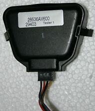NISSAN PRIMERA RAIN SENSOR UNIT FOR AUTO WIPERS - 28536 AV600