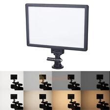 Viltrox L116B Ultra-thin LED Video Light 5600K for Canon Nikon Sony DSLR Camera