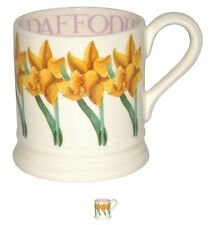 Emma Bridgewater Daffodil 1/2 Pint Mug New & Boxed 1st Quality