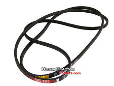 HONDA H3011 H3011H H 3011 LAWN TRACTOR MOWER DECK BLADE DRIVE BELTS