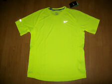 BNWT Nike Miler running shirt with UPF40+, size large, UK FREEPOST!