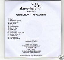(F781) Gum Drop, Hi-Falutin - DJ CD