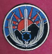 ISRAEL IDF IAF UNIT PATCH VERY  RARE & HARD TO GET  ONLY 2 LEFT