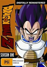 Dragon Ball Z Remastered Uncut Season 1 (Eps 1-39) DVD