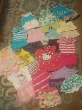 Girls Toddler Lot 12 Month Summer Spring Outfits