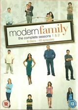 MODERN FAMILY Complete Season 1 and 2 DVD boxset comedy US TV Emmy Sky