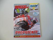 MOTOSPRINT 11/2007 PROTOTIPO BMW 450/HUSQVARNA TE 450 KIT RALLY/MOTO GP QATAR