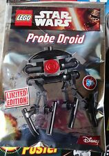 LEGO STAR WARS: PROBE DROID, NEW 4/16, in Polybag, LIMITED