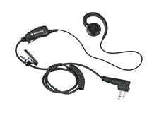 Motorola RLN6423F Lightweight Swivel Earpiece W/ PTT Microphone New