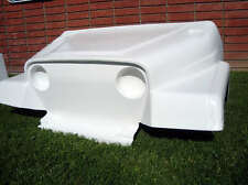 CUSTOM BODY KIT FRONT ONLY FOR CLUB CAR EZGO AND YAMAHA