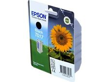 EPSON Black + Color INCHIOSTRO CARTRIDGE t017+ t018 Stylus COLOR 680 685