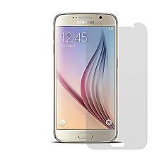 Panzerglasfolie für Samsung Galaxy S6 Glasfolie Hartglas Display Schutz Folie 9H