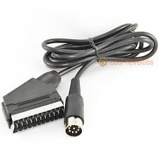 Commodore C64 y C128 S-video Y Audio Tv SCART cable / Plomo