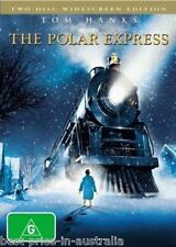 The Polar Express = NEW DVD CHRISTMAS MOVIE Tom Hanks R4