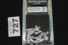 Games Workshop Warhammer 40k Space Marines Salamanders Chaplain Xavier BNIB New