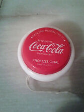 Vintage Genuine Russell Yo-Yo Coca Cola Professional Made in Greece 1984