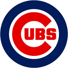 Chicago Cubs MLB Color Die-Cut Decal / Car Sticker *Free Shipping