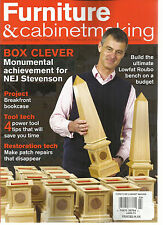 FURNITURE & CABINETMAKING, FEBRUARY, 2016  ( DESIGN * INSPIRATION * PROJECTS * )