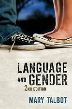 Language and Gender by Mary Talbot (2010, Paperback)