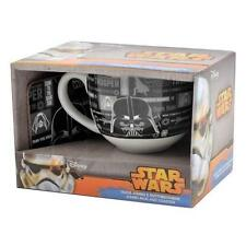 Star Wars - Dark Side Ceramic Cup And Coaster Set - New & Official Lucasfilm
