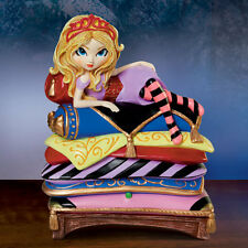 The Princess and the Pea Fairy Tales Figurine Jasmine Becket Griffith Bradford